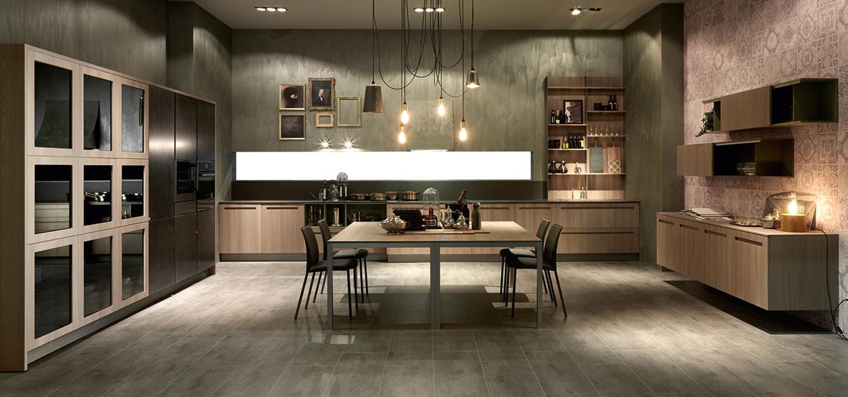 Stosa mood mobili gala - Cucine con ante scorrevoli ...