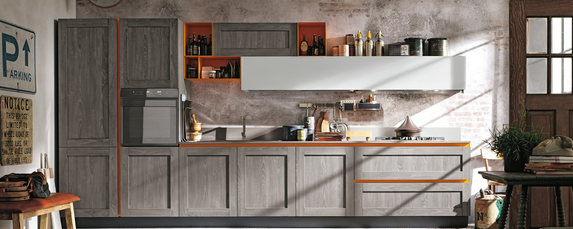 Stosa city mobili gala - Cucine stosa moderne ...