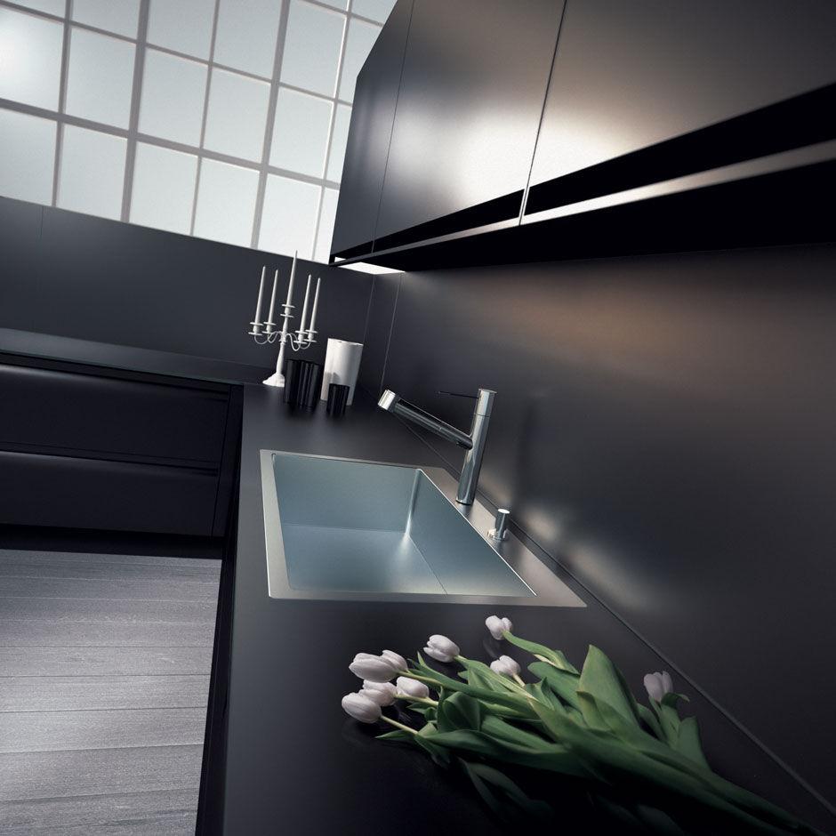 Del tongo plana mobili gala for Cucina moderna tecnologica