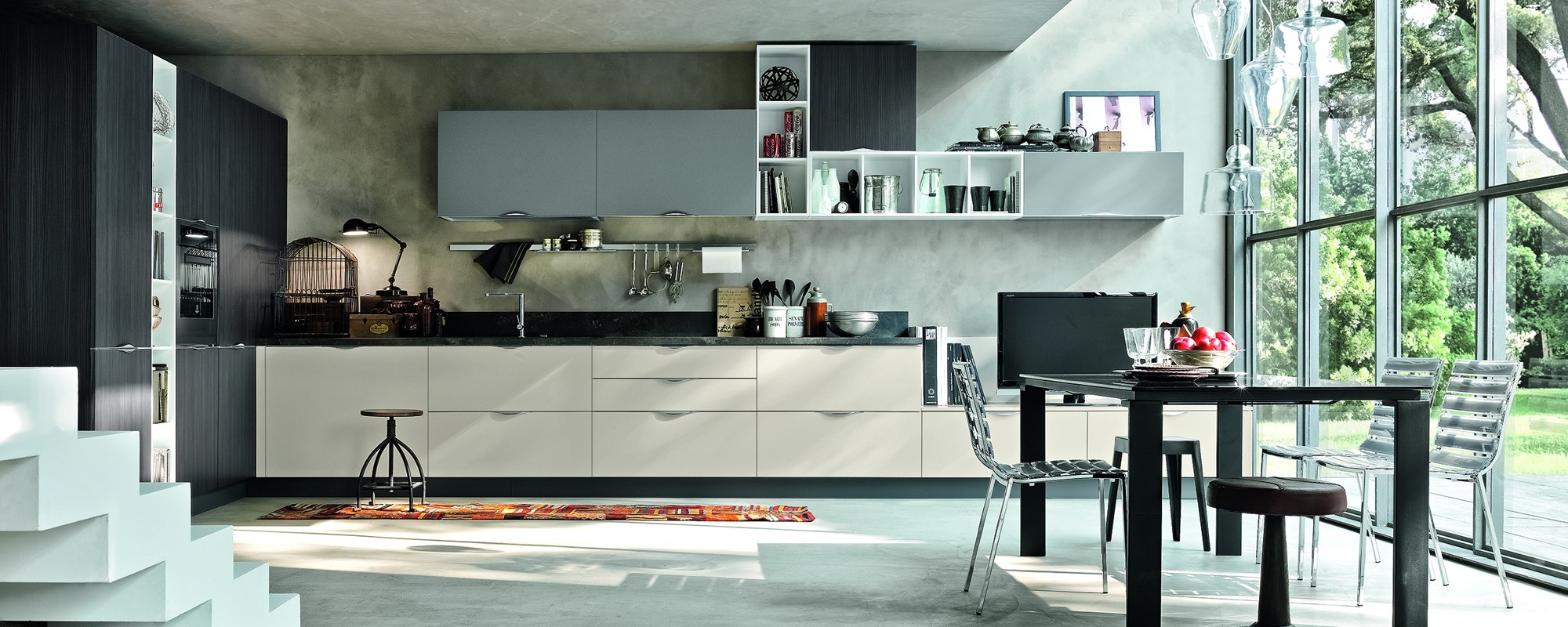 STOSA REPLAY NEXT Mobili Gala #8B5840 2000 800 Cucine Stosa Catalogo