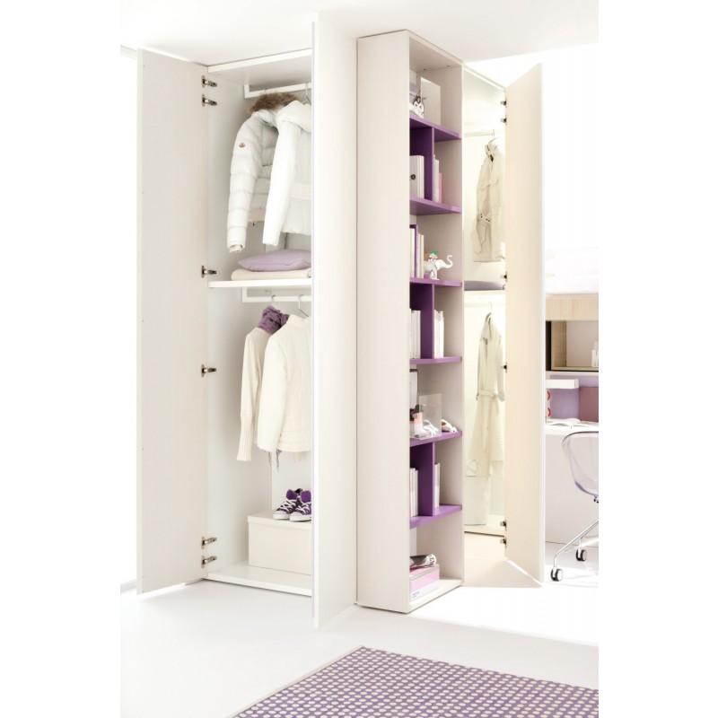Clever lite mobili gala - Cabina armadio per cameretta ...