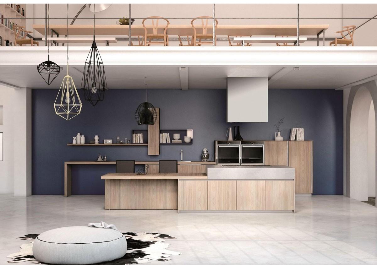Cucine Del Tongo Prezzi. Kitchen With Integrated Handles Gibilterra ...