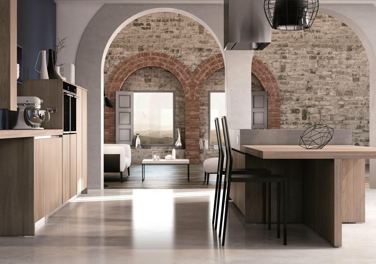 Del tongo new creta 02 mobili gala - Cucine del tongo catalogo ...