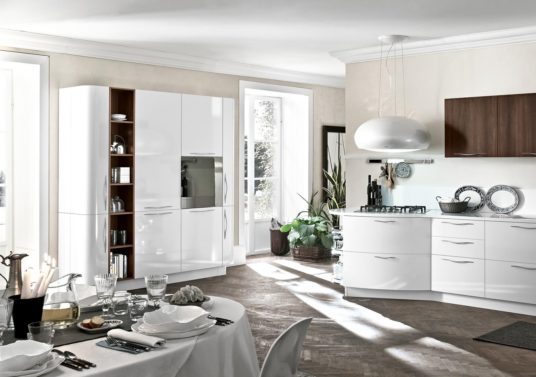 CATALOGO >> Cucine >> STOSA MAYA #5D4C40 1842 1296 Cucine Stosa Catalogo
