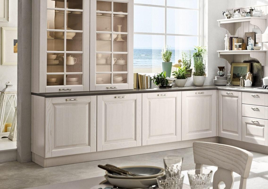 CATALOGO >> Cucine >> STOSA BOLGHERI #4E5D34 1136 800 Cucine Stosa Catalogo