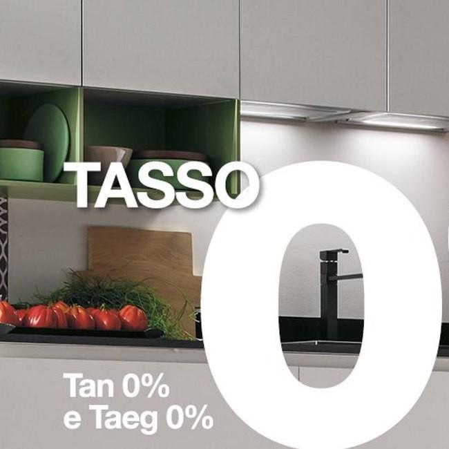 Promozioni e offerte speciali su mobili e arredamento per for Arredamento tasso zero