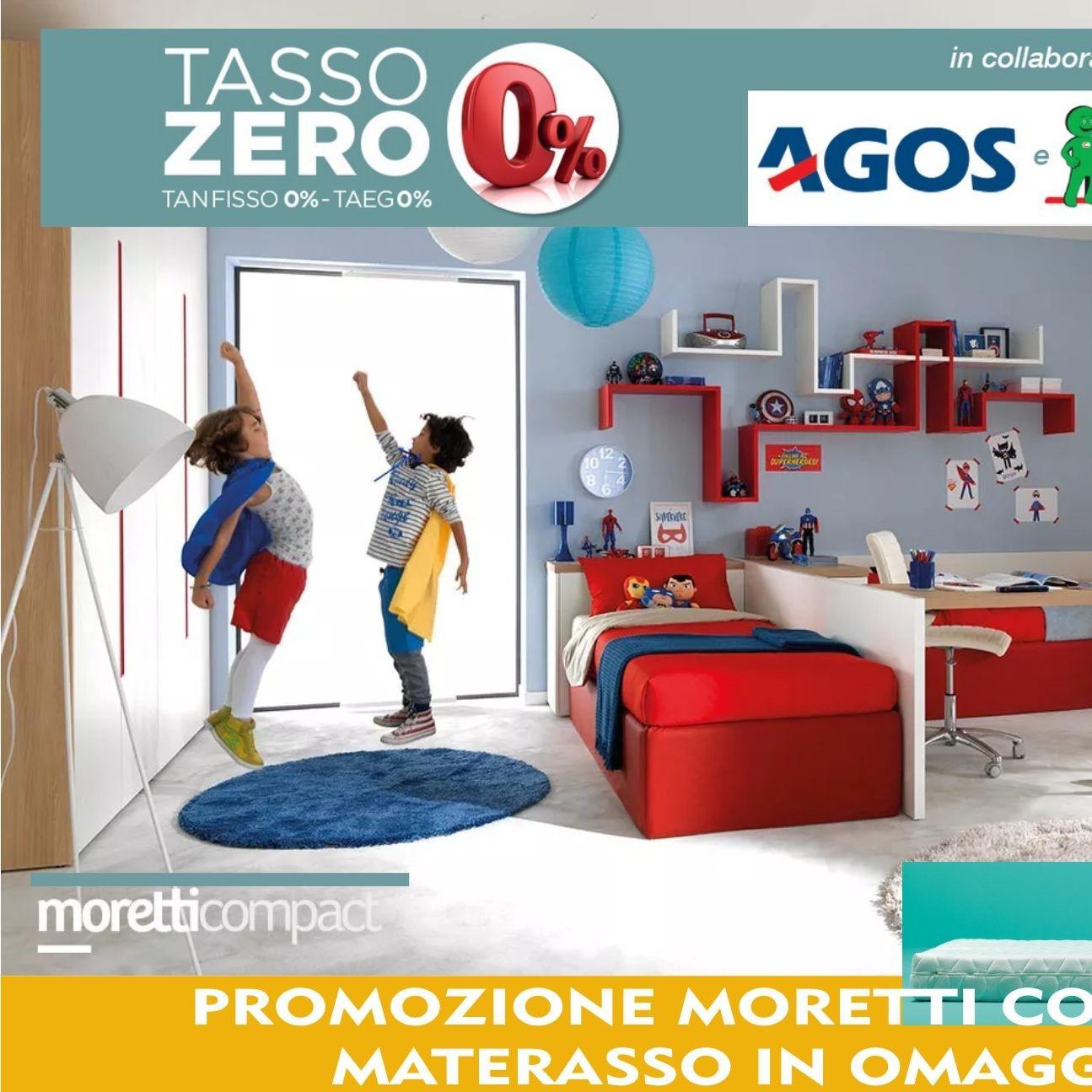 Promozioni e offerte speciali su mobili e arredamento per for Acquisto mobili finanziamento tasso zero